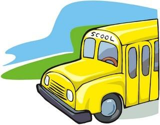 Graphic of a School Bus