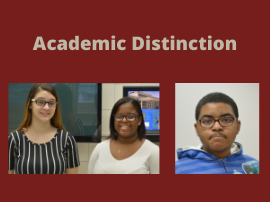 Academic Distinction
